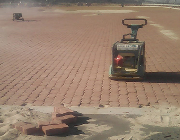 Industrial Paving Solutions